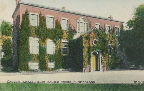 Calder Abbey House