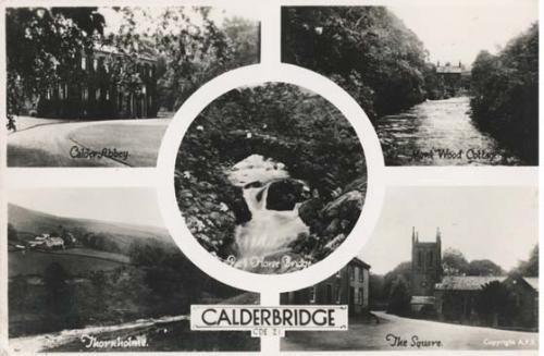 Calder Brideg Mixed