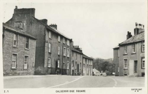 Calder Bridge Square