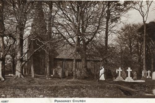 Ponsonby Church Back