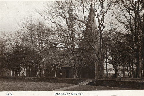 Ponsonby Church Front