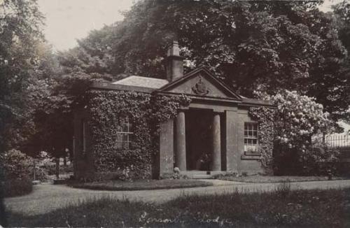Ponsonby Hall Gate House
