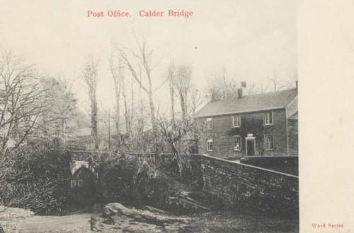 Post Office Calder Bridge