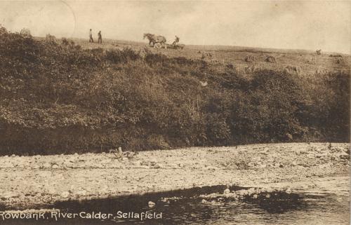 Rowbank Sellafield River Calder